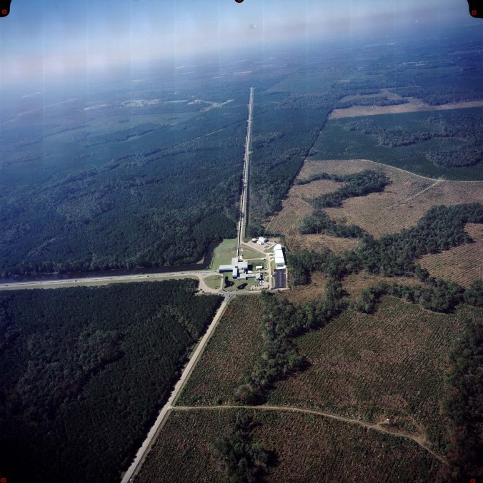 LIGO Livingston, Louisiana
