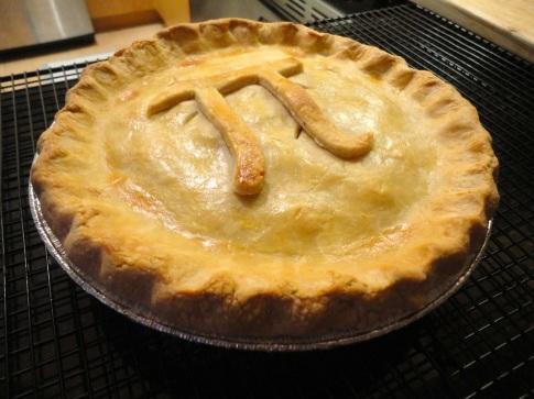 Pi pie!