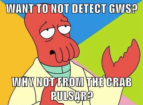 Zoidberg is an expert on crabs, pulsing or otherwise