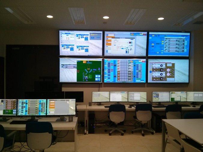 KAGRA control room