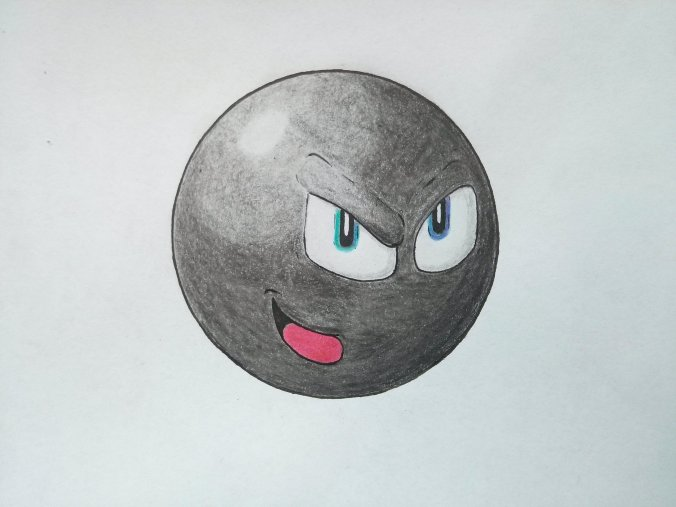 Black hole Pokémon