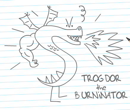The Burninator